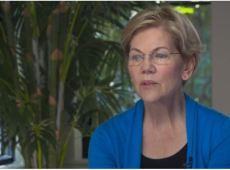 Elizabeth Warren Campaign Holiday Season Activism