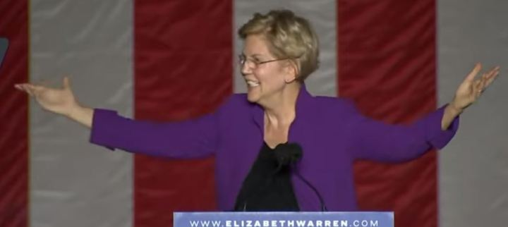 Elizabeth Warren NYC Rally Dec 2019