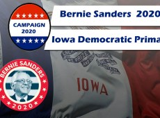 Bernie Sanders Campaign's Lead Up to the Iowa Caucus