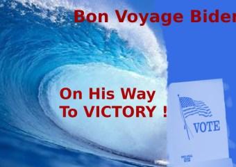 Joe Biden Statement At Start of General Election