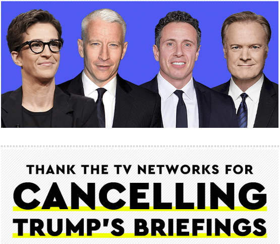 Trump Cancelled TV Show