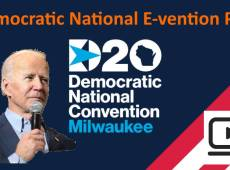 DNC 2020 A Virtual Convention -Pt 1
