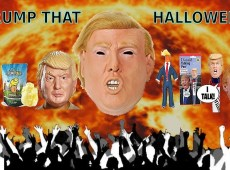 Anti-Trump Halloween Costume Ideas