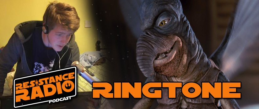 Ringtone: Eric's Watto Cantina Band Song