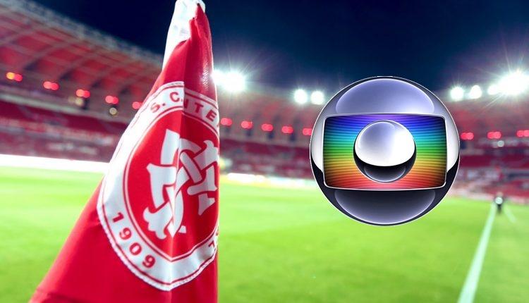 Globo é parceira do Inter (Montagem sobre foto de Ricardo Duarte/SCI)