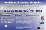 Civil Liberties Symposium ad