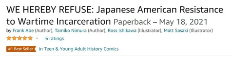 Amazon book listing