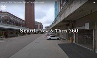 Seattle Now and Then 360 title