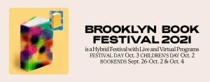 Brooklyn Book Festival banner