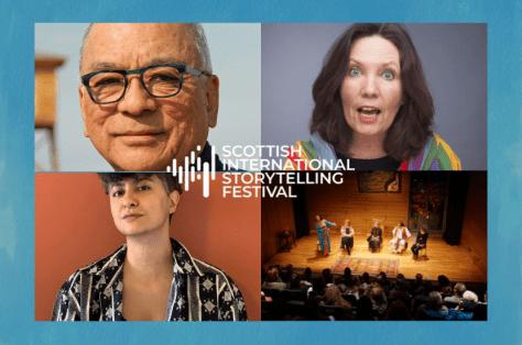 Scottish International Storytelling Festival storytellers
