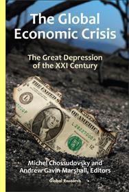 Capa de The Global Economic Crisis.