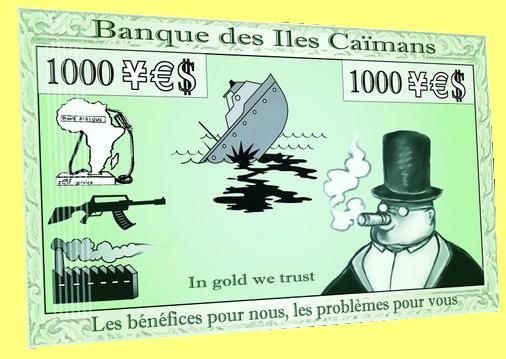 O engodo e o dinheiro do engodo