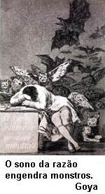 Goya, O sono da razão