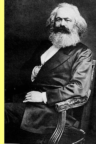 Marx em 1875.