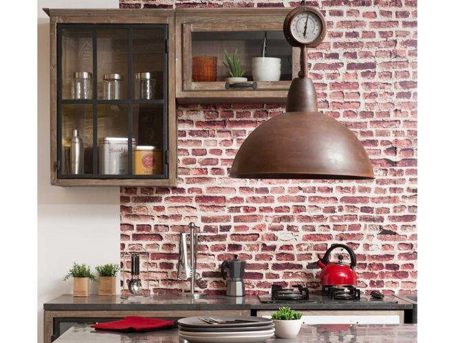 table de cuisine avec plan de travail