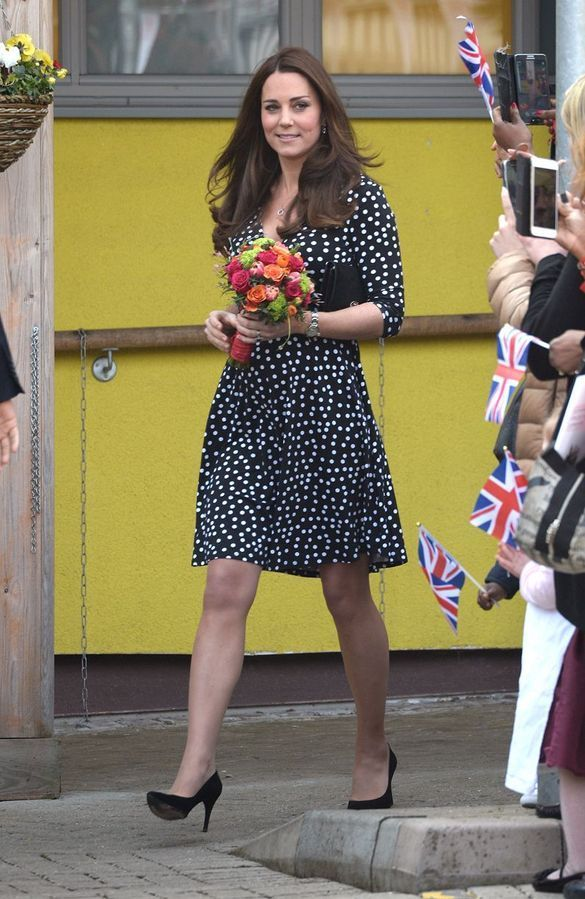 La robe de grossesse Asos de Kate Middleton