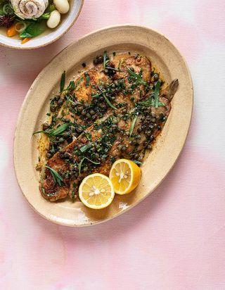 Cuisson Sole Au Four : cuisson, Beurre, Personnes, Recettes, Table