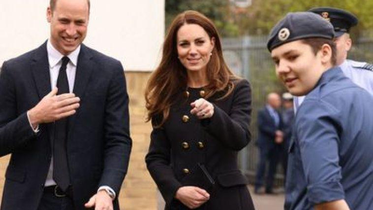 Kate et William : premier engagement officiel depuis la disparition du prince Philip