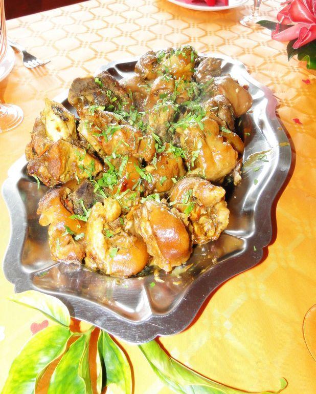 Cuisson Pied De Porc : cuisson, Pieds, Personnes, Recettes, Table