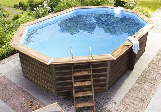 les piscines hors sol des solutions