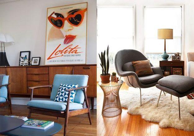 5 styles vintage a copier elle decoration