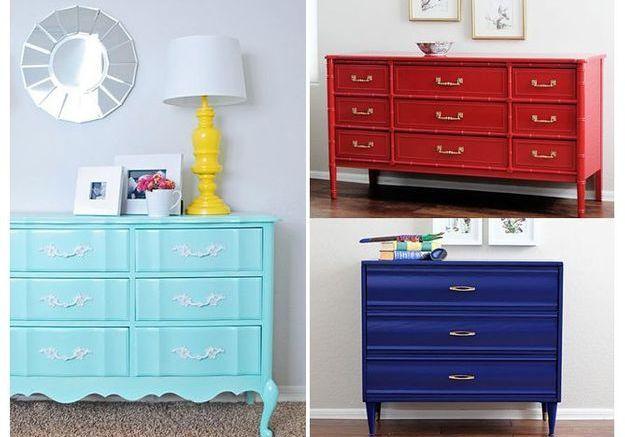 comment relooker ses meubles de famille