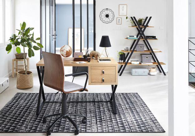 coin bureau nos idees pour amenager un petit bureau a la maison elle decoration