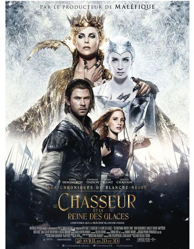 Blanche Neige Et La Reine Des Glaces : blanche, neige, reine, glaces, Chasseur, Reine, Glaces, Ensorcelant, Ballet, D'actrices