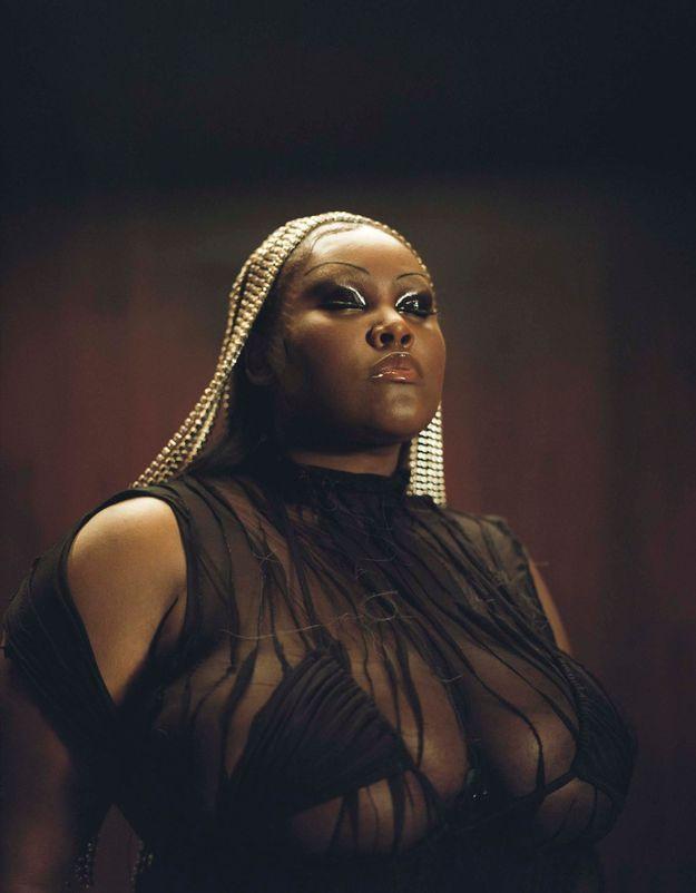 Yseult : « Je suis grosse et noire du lundi au lundi. Ce n'est pas un déguisement »