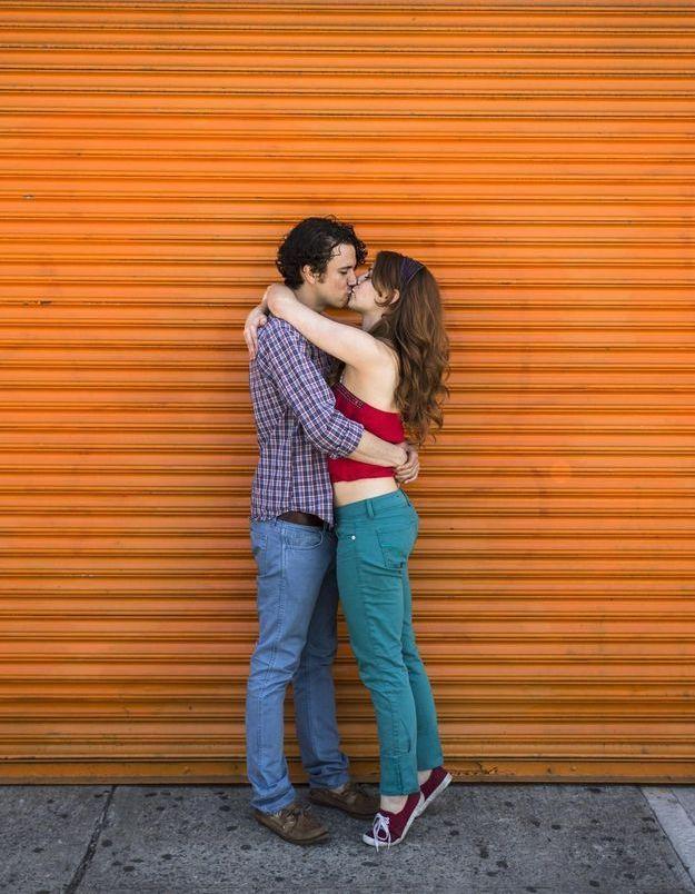Homme Qui Embrasse Est Il Amoureux : homme, embrasse, amoureux, Voici, Façons, D'embrasser, Selon, Kama-Sutra