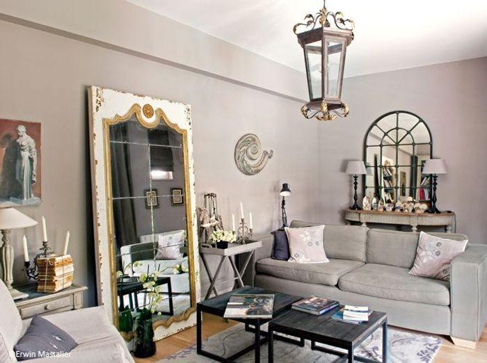 Comment dcorer un petit appartement sans lencombrer   Elle Dcoration