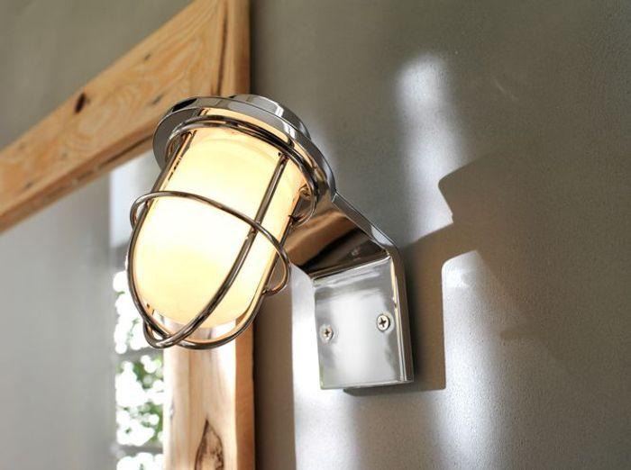 12 luminaires pour la salle de bains  Elle Dcoration