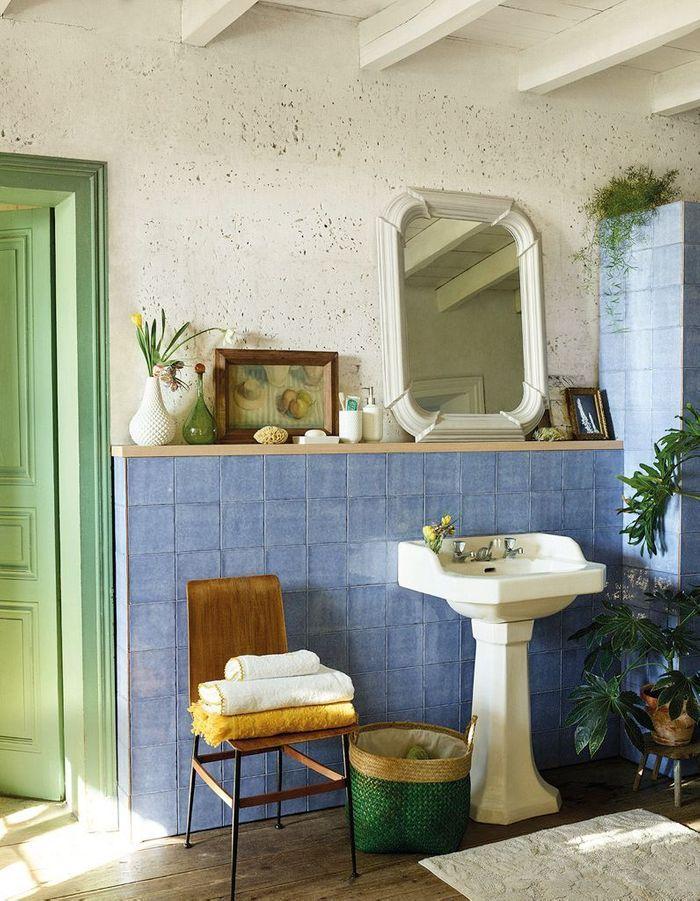 Voici les plus jolis miroirs de salle de bains  Elle Dcoration