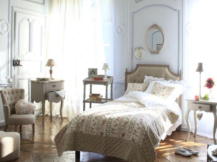 Une chambre au style gustavien  Elle Dcoration