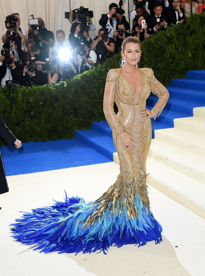 Blake Lively Au Met Ball 2017 Les Plus Belles Robes De L