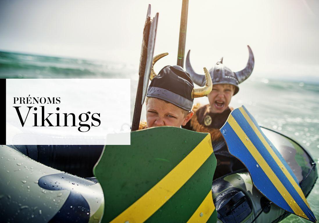 Top des plus beaux prénoms viking ! Prenoms Vikings Pour Filles Et Garcons Elle