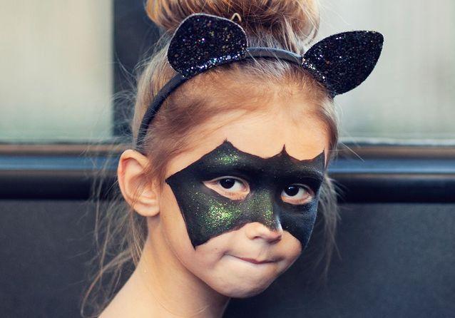 10 maquillages d halloween pour enfants