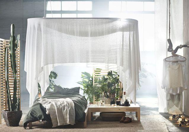 Ikea Dévoile Une Collection Dédiée Au Yoga Et à La