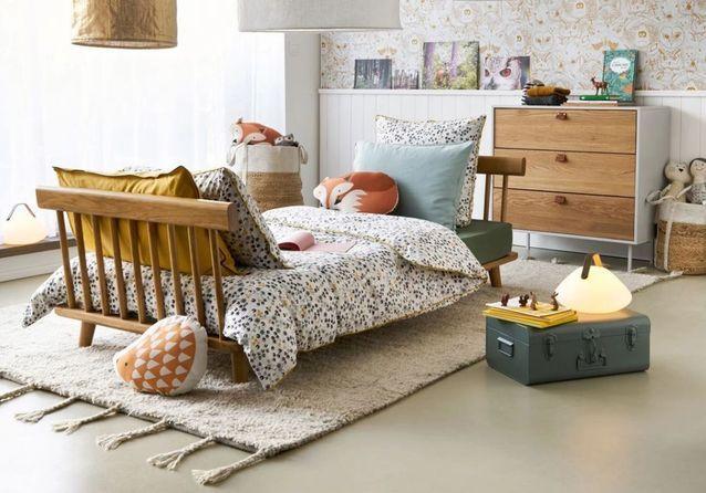 parure de lit enfant tous les modeles pour une chambre tendance