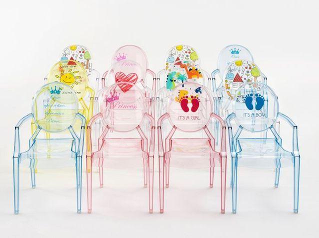 une chaise design pour enfant a