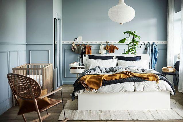 belles chambres du catalogue ikea 2020