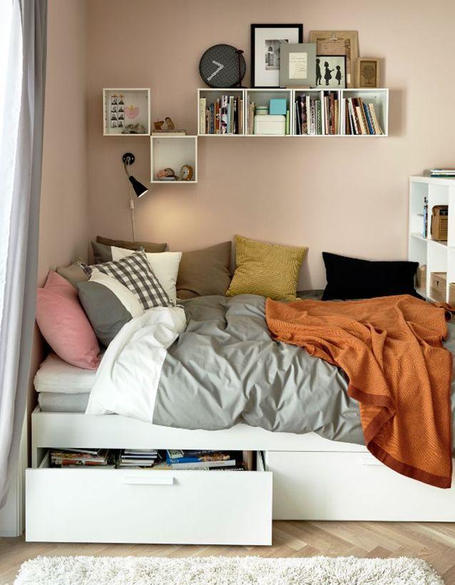 lit avec rangement notre selection de