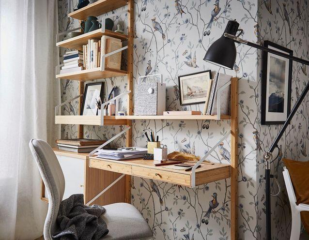 les plus beaux bureaux ikea pas chers