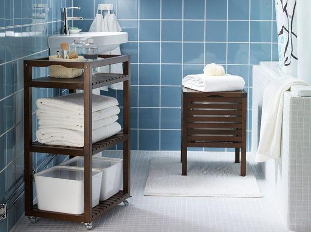 petit meuble salle de bains notre