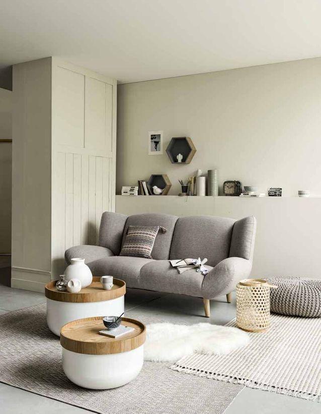 opter pour des meubles 2 en 1 dans un petit salon