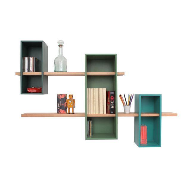 les etageres design reveillent nos murs