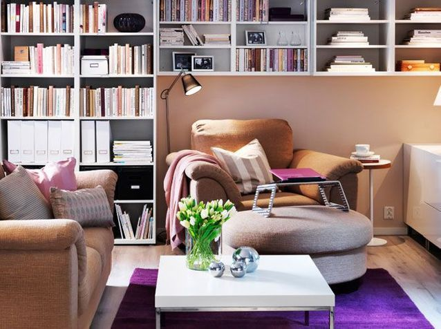 10 idees pour une bibliotheque