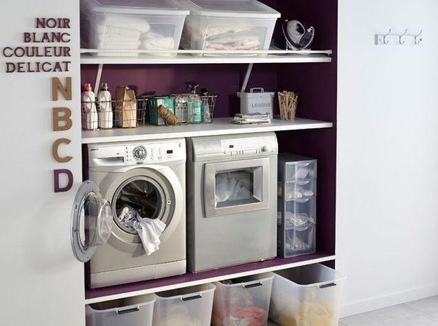 bien integrer sa machine a laver dans