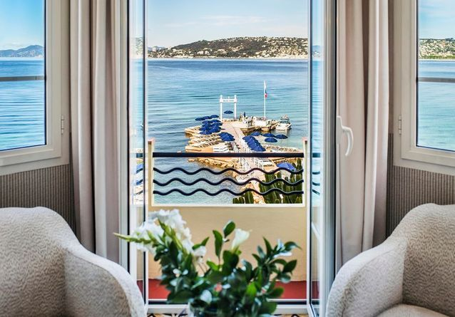Suite Zelda Hôtel Belles Rives, Juan-les-Pins Cap d'Antibes, France