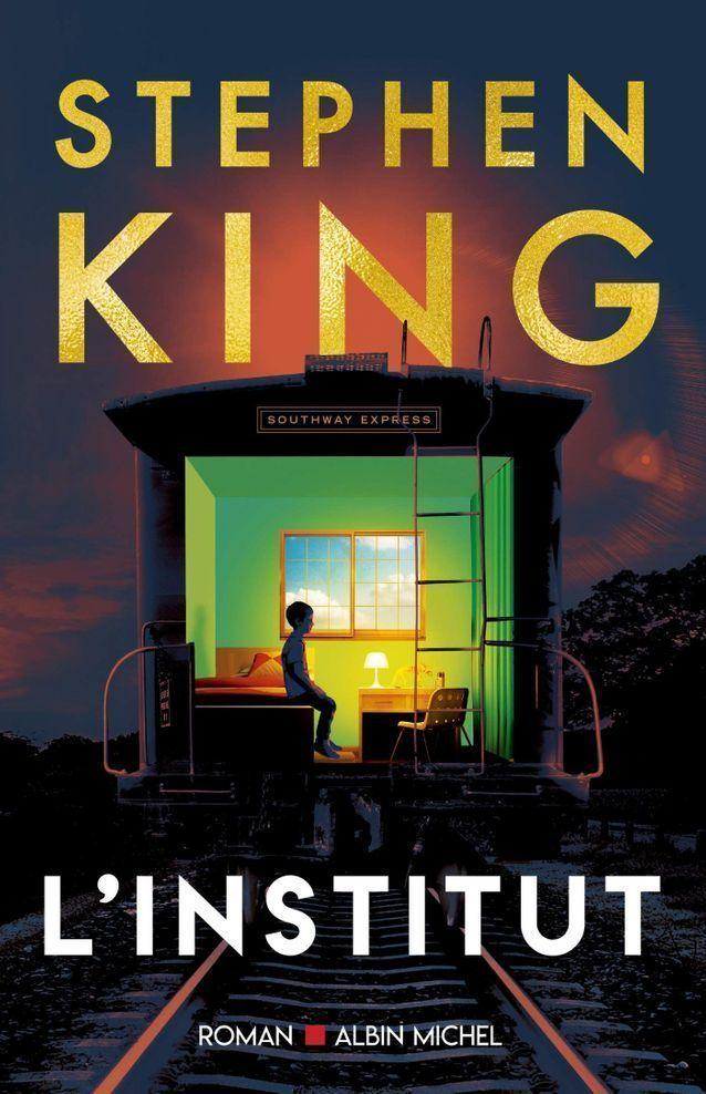 Meilleur Livre De Stephen King : meilleur, livre, stephen, Frisonne, L'Institut, Stephen, (Albin, Michel), Livres, Plage, Meilleurs, été